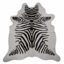 Koeienhuid zebraprint